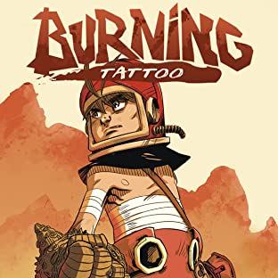 Burning Tattoo