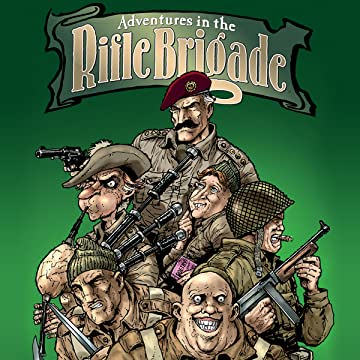 Adventures In The Rifle Brigade