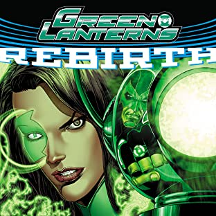 Green Lanterns (2016-)