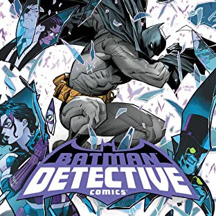 Detective Comics (2016-)