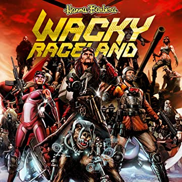 Wacky Raceland (2016)
