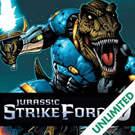 Jurassic Strike Force 5