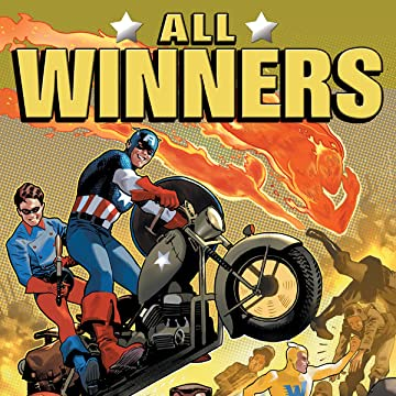 All-Winners Comics: 70th Anniversary Special (2009)
