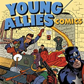 Young Allies Comics: 70th Anniversary Special (2009)