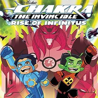 Stan Lee's Chakra The Invincible: Rise of Infinitus