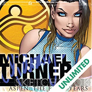 Michael Turner Sketchbook