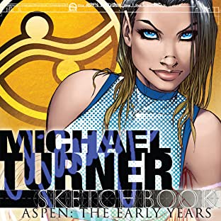 Michael Turner Sketchbook