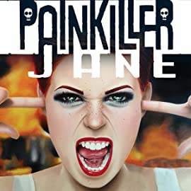 Painkiller Jane: The 22 Brides