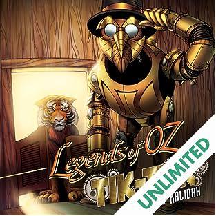 Legends of Oz: Tik-Tok and the Kalidah