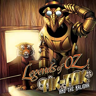 Legends of Oz: Tik-Tok and the Kalidah