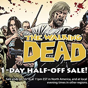 The Walking Dead Half Off Sale!