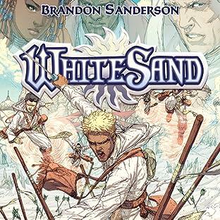 Brandon Sanderson's White Sand