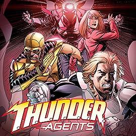 THUNDER Agents (2011-2012)