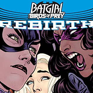 Batgirl and the Birds of Prey (2016-)