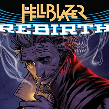 The Hellblazer (2016-2018)