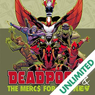 Deadpool & The Mercs For Money (2016-2017)