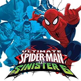 Marvel Universe Ultimate Spider-Man vs. The Sinister Six (2016-)