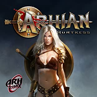 Arhian Head Huntress
