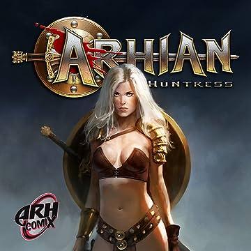 Arhian Head Huntress
