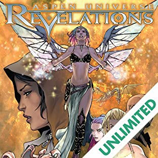 Aspen Universe: Revelations, COMIC_VOLUME_ABBREVIATION 1