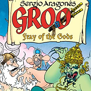 Groo: Fray of the Gods
