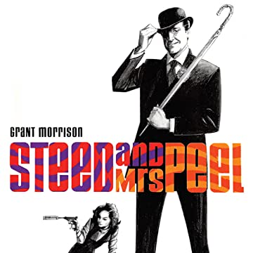 Steed and Mrs. Peel