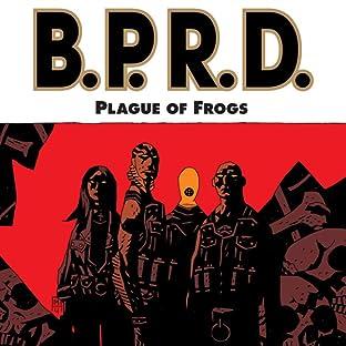 B.P.R.D.: Plague of Frogs