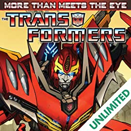Transformers: More Than Meets the Eye (2011-2016)
