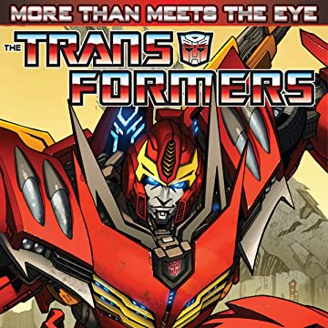 Transformers: More Than Meets the Eye (2011-)