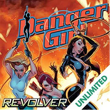 Danger Girl: Revolver