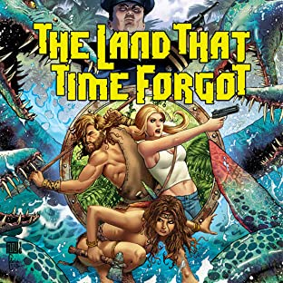 ERB Universe The Land That Time Forgot