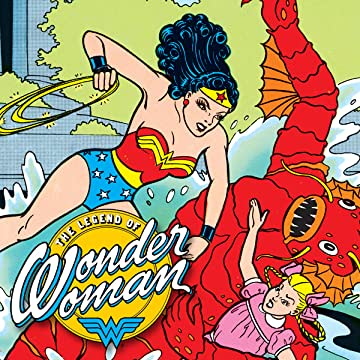 The Legend of Wonder Woman (1986)