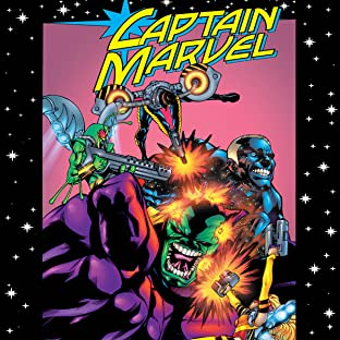 Captain Marvel (2000-2002)