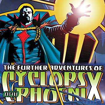 The Further Adventures of Cyclops and Phoenix (1996)