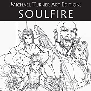 Michael Turner Art Edition