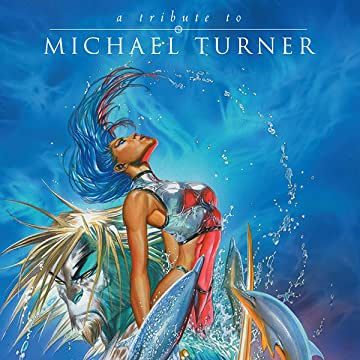 Michael Turner Tribute