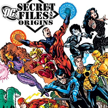 DC Secret Files