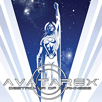 Grant Morrison's Avatarex: Destroyer of Darkness