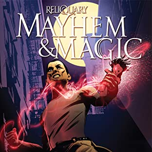 Mayhem and Magic (The Reliquary Series)