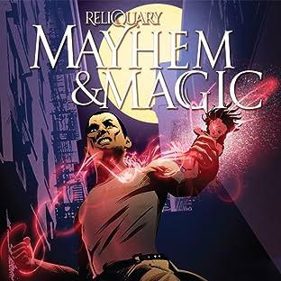 Mayhem and Magic (The Reliquary Series)