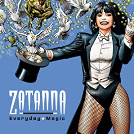 Zatanna: Everyday Magic (2003)