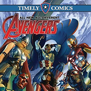 Timely Comics (2016)