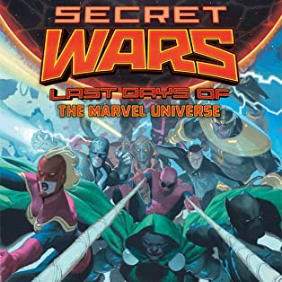 Secret Wars: Last Days of the Marvel Universe