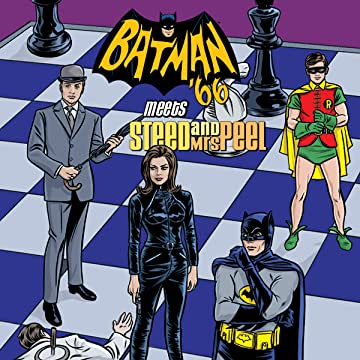 Batman '66 Meets Steed and Mrs Peel (2016)