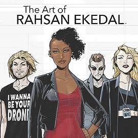 The Art of Rahsan Ekedal
