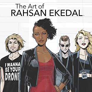 The Art of Rahsan Ekedal