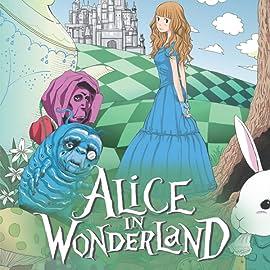 Disney Manga: Alice In Wonderland