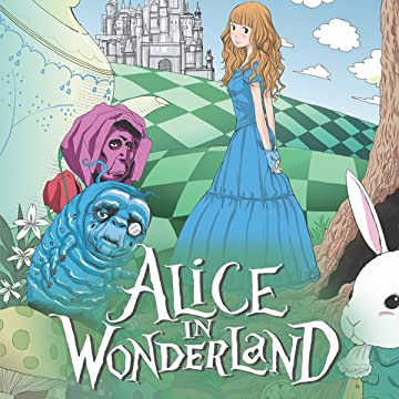 Disney Manga: Alice In Wonderland