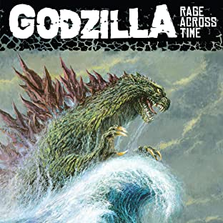 Godzilla: Rage Across Time