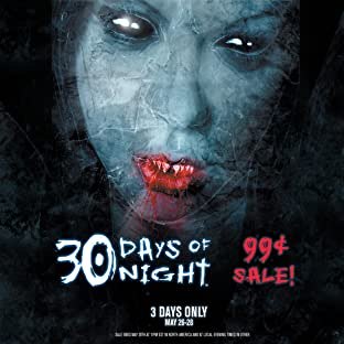 30 Days of Night Sale!